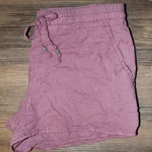 Anthropologie (Hei-Hei) Drawstring Shorts Sz.XS